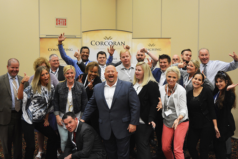 Book a Private Event with Corcoran Consulting & Coaching